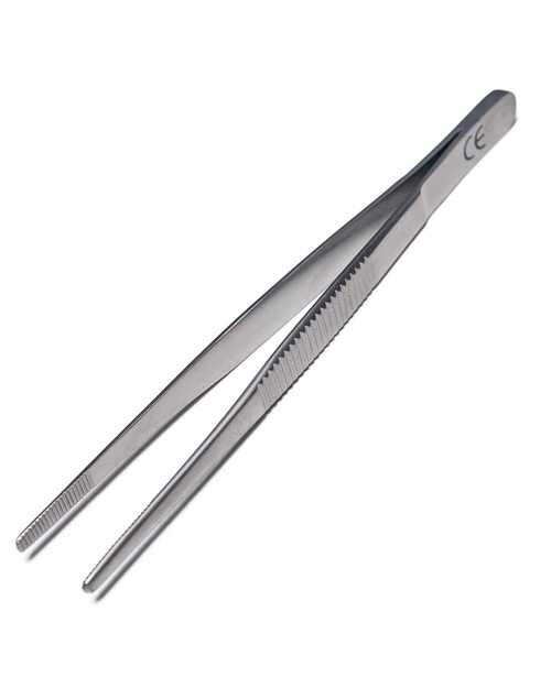 Stainless Steel Tweezers 10cm | Physical Sports First Aid