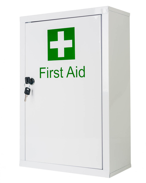 First Aid Cabinet | Closed | Physical Sports First Aid