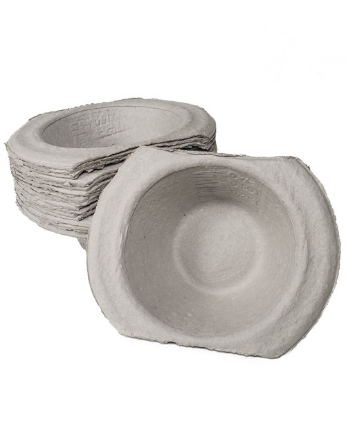 Disposable Vomit Bowls | Stacked | Physical Sports First Aid