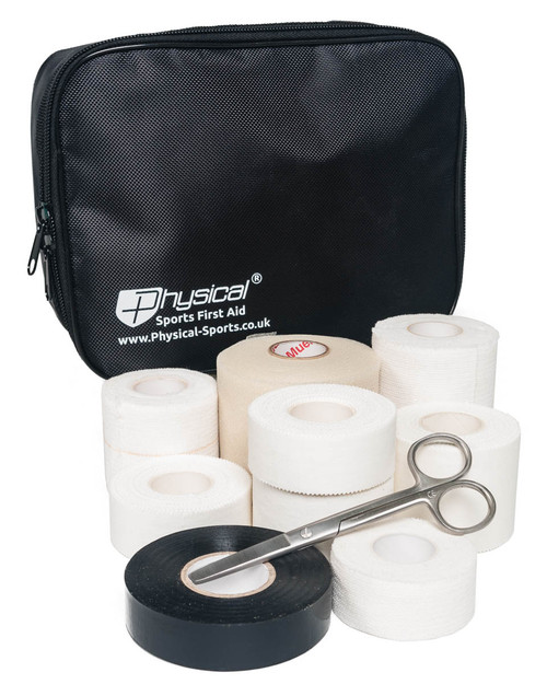 Sports Taping Starter Kit | Showing Contents | Physical Sports First Aid