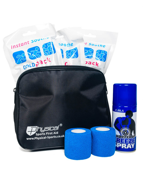 Instant Cold Therapy Kit | Showing Contents | Physical Sports First Aid