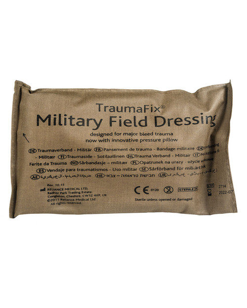 Military Field Dressing | Physical Sports First Aid