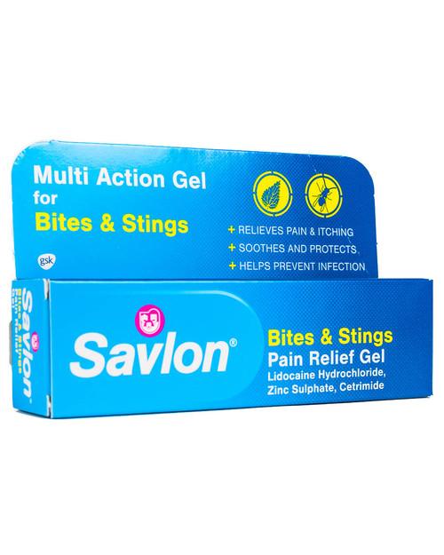 Savlon Multi Action Gel 20g | Physical Sports First Aid