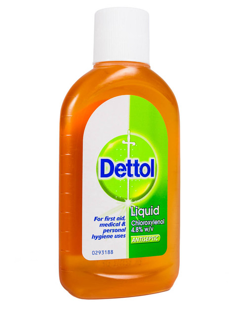 Dettol Liquid Antiseptic | Physical Sports First Aid