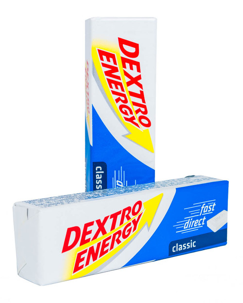 Dextro Energy Glucose Tablets | 47g Pack | Physical Sports First Aid