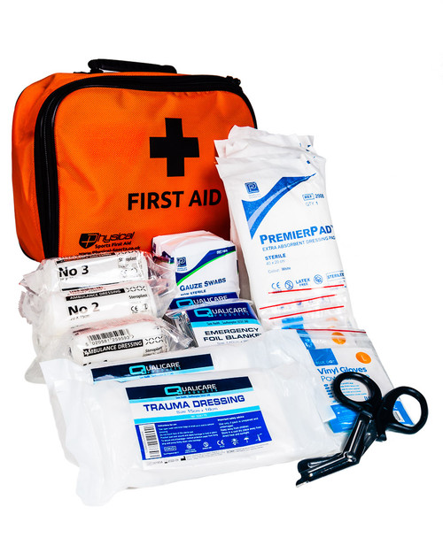 Critical Injury Response Kit | Physical Sports First Aid