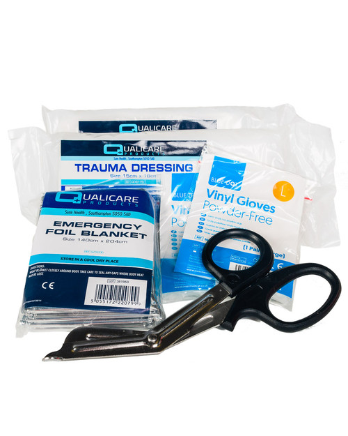Bleed Response Kit | Contents | Physical Sports First Aid