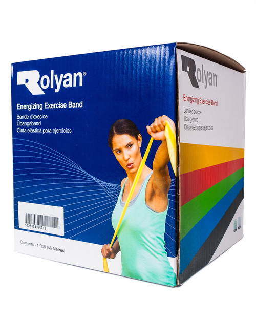Rolyan Resistance Band | Pack Shot | Physical Sports First Aid
