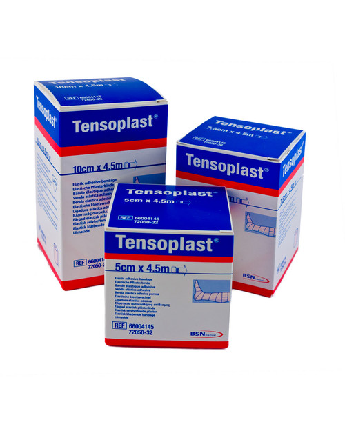 BSN Medical Tensoplast Elastic Adhesive Bandage | Physical Sports First Aid