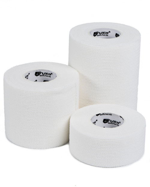 Physical Cut Elastic Adhesive Bandage | Group Shot | Physical Sports First Aid
