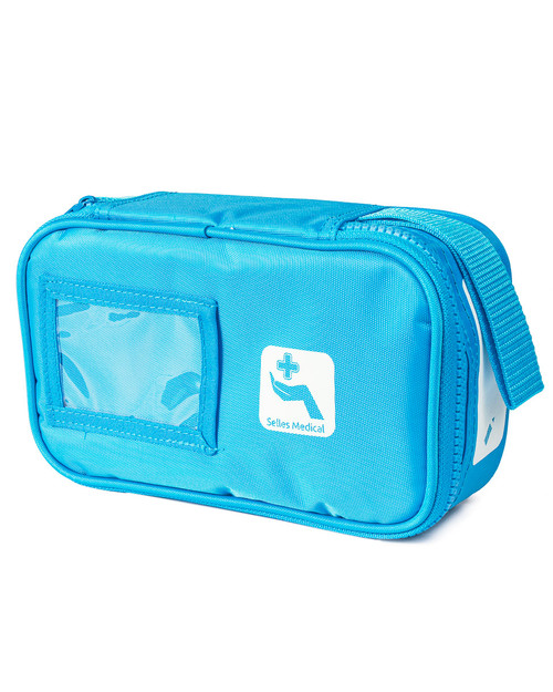 Insulated Medications Bag | Front Panel View | Physical Sports First Aid