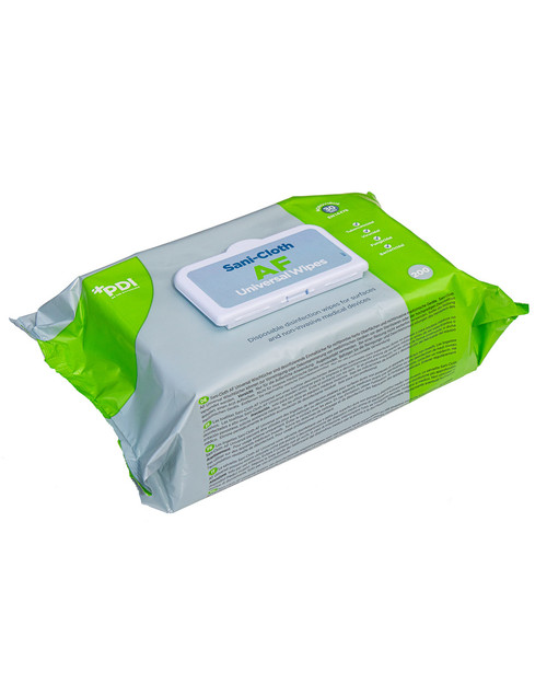 PDI Sani-Cloth AF Universal Wipes | Pack of 200 | Physical Sports First Aid