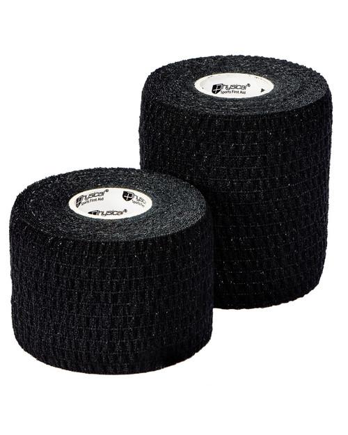 Black Light Elastic Adhesive Bandage | Physical Sports First Aid
