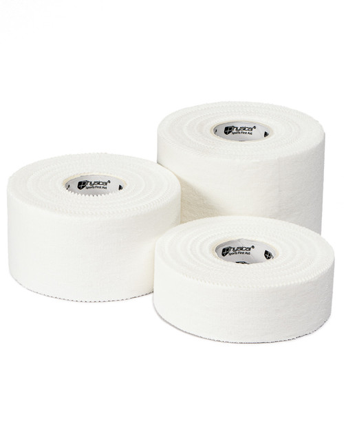 Pro Zinc Oxide Tape | Group Shot all Sizes | Physical Sports First Aid