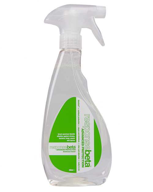 Responsebeta Disinfectant | 500ml Spray | Physical Sports First Aid
