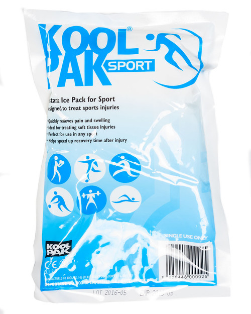 Instant Cold Pack | Koolpak Sports | Physical Sports First Aid