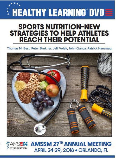 SPORTS NUTRITION - NEW STRATEGIES TO HELP ATHLETES REACH THEIR POTENTIAL