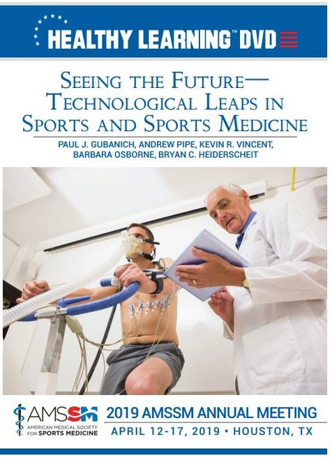 SEEING THE FUTURE - TECHNOLOGICAL LEAPS IN SPORTS AND SPORTS MEDICINE