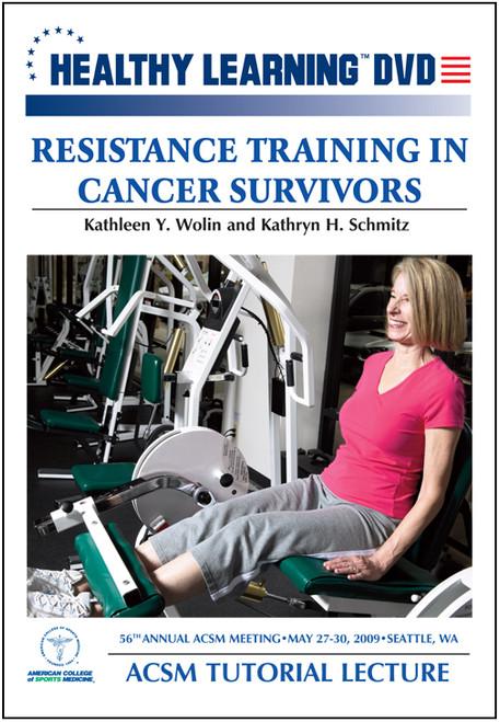 Resistance Training in Cancer Survivors