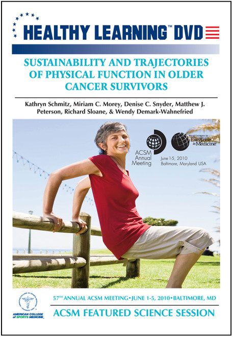 Sustainability and Trajectories of Physical Function in Older Cancer Survivors