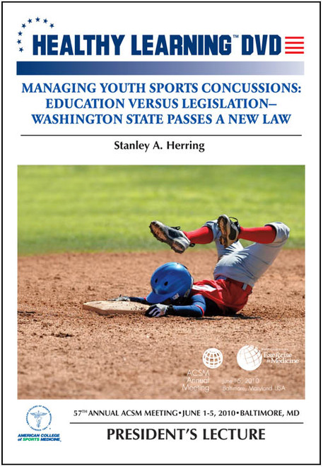 Managing Youth Sports Concussions: Education Versus Legislation-Washington State Passes a New Law