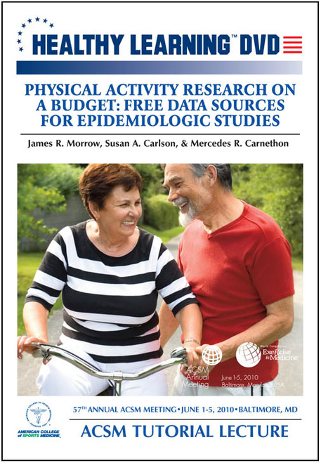 Physical Activity Research on a Budget: Free Data Sources for Epidemiologic Studies