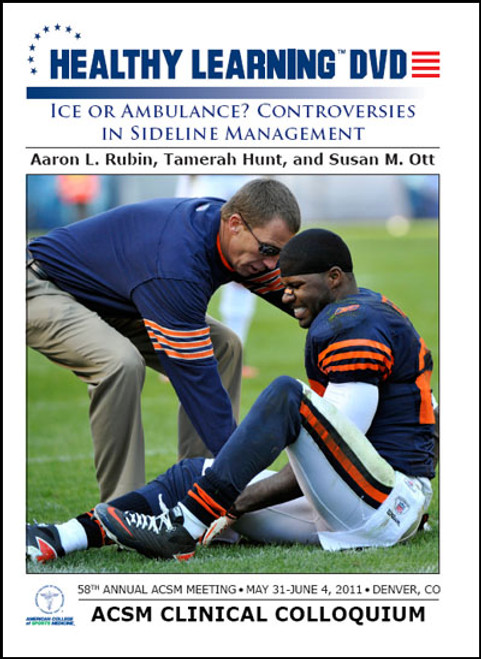 Ice or Ambulance? Controversies in Sideline Management