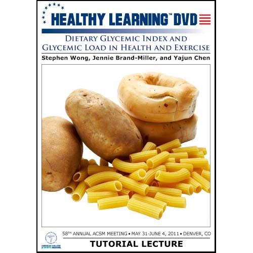Dietary Glycemic Index and Glycemic Load in Health and Exercise
