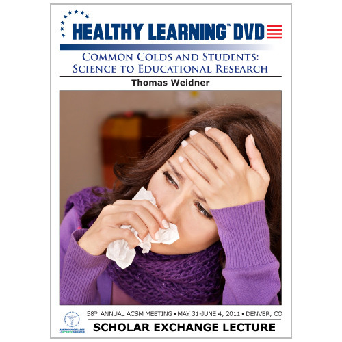 Common Colds and Students: Science to Educational Research