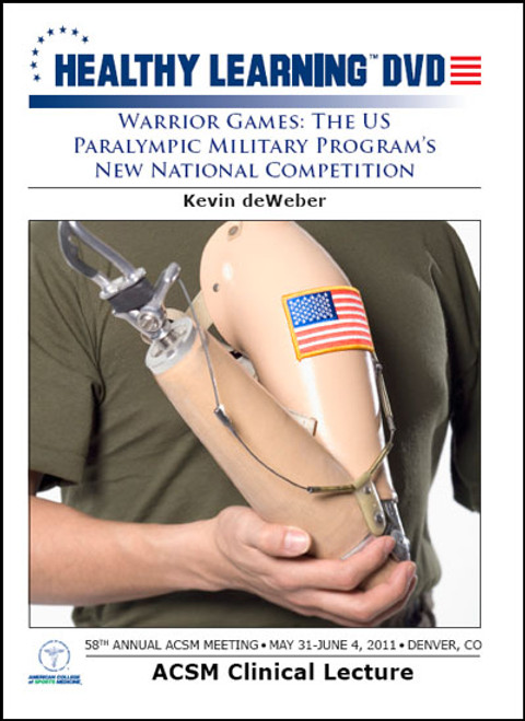 Warrior Games: The US Paralympic Military Program's New National Competition