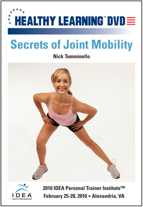 Secrets of Joint Mobility