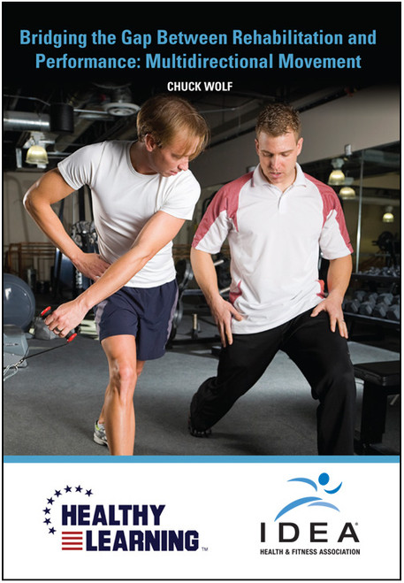 Bridging the Gap Between Rehabilitation and Performance: Multidirectional Movement
