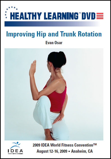 Improving Hip and Trunk Rotation