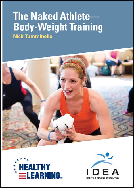 The Naked Athlete- Body-Weight Training