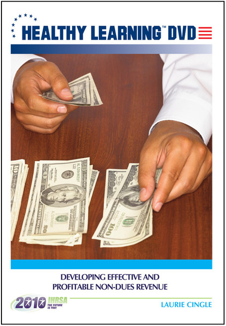 Developing Effective and Profitable Non-Dues Revenue