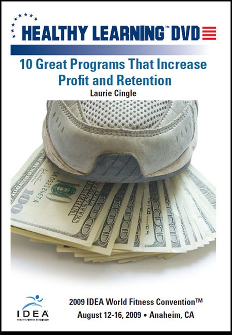 10 Great Programs That Increase Profit and Retention
