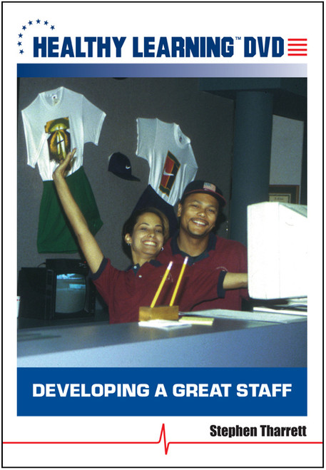 Developing a Great Staff