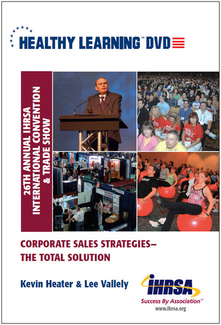 Corporate Sales Strategies-The Total Solution