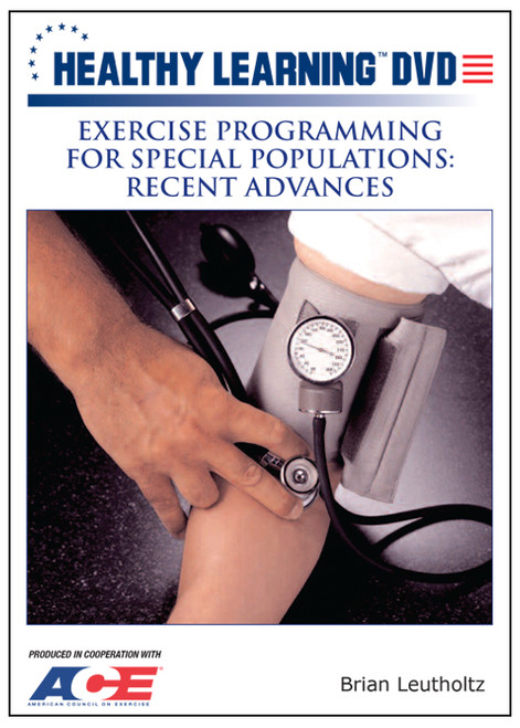 Exercise Programming for Special Populations: Recent Advances