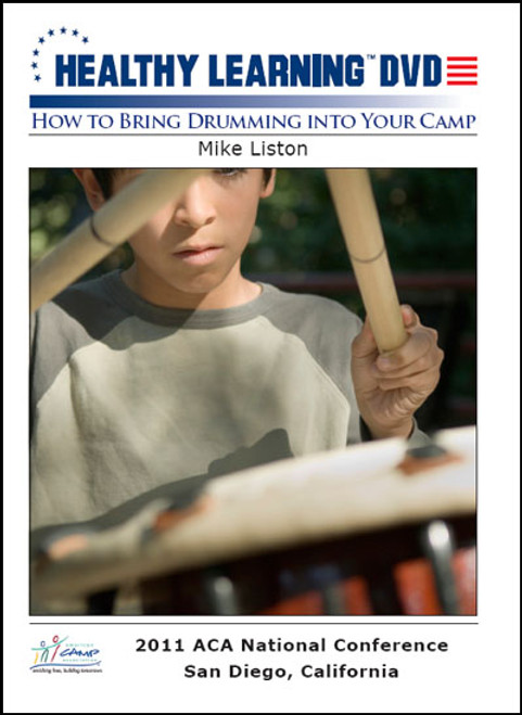How to Bring Drumming into Your Camp