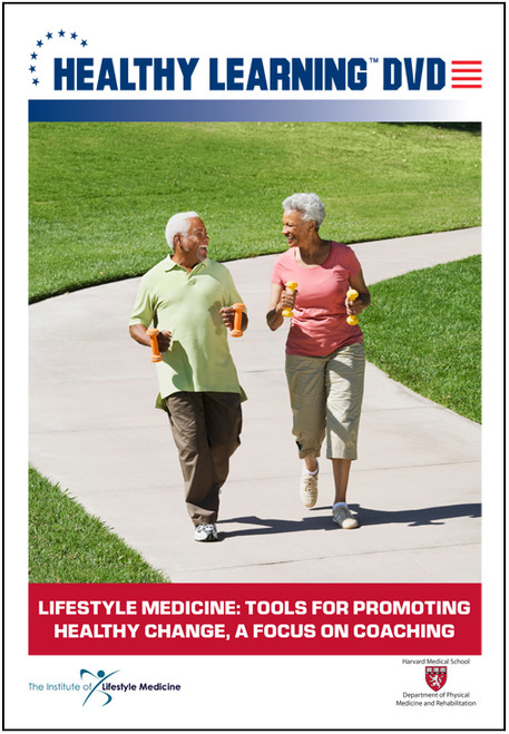 Lifestyle Medicine: Tools for Promoting Healthy Change, A Focus on Coaching
