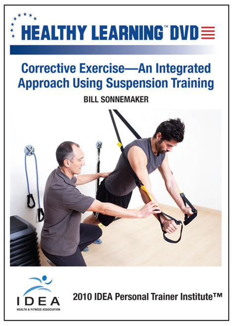 Corrective Exercise-An Integrated Approach Using Suspension Training
