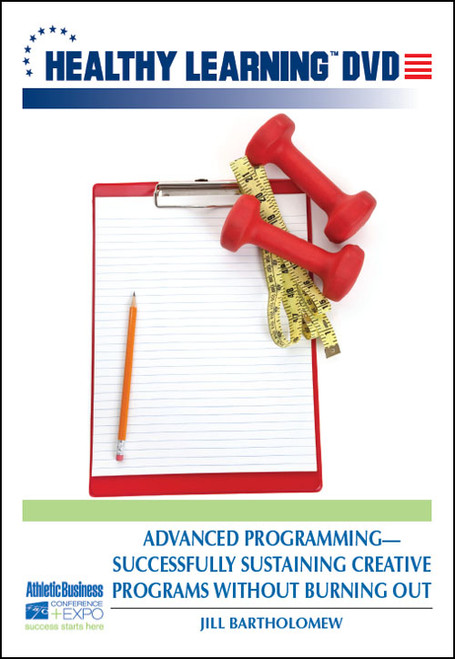 Advanced Programming-Successfully Sustaining Creative Programs Without Burning Out