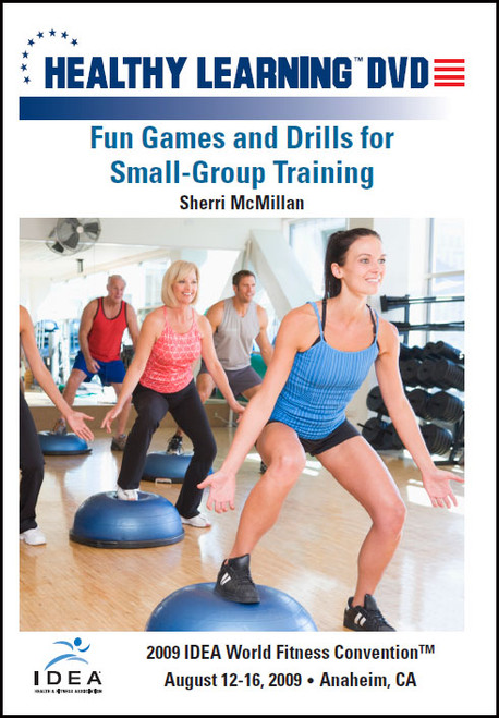 Fun Games and Drills for Small-Group Training