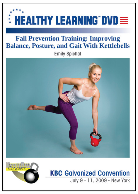 Fall Prevention Training: Improving Balance, Posture, and Gait With Kettlebells