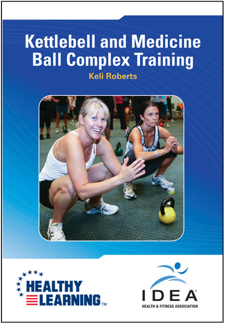 Kettlebell and Medicine Ball Complex Training