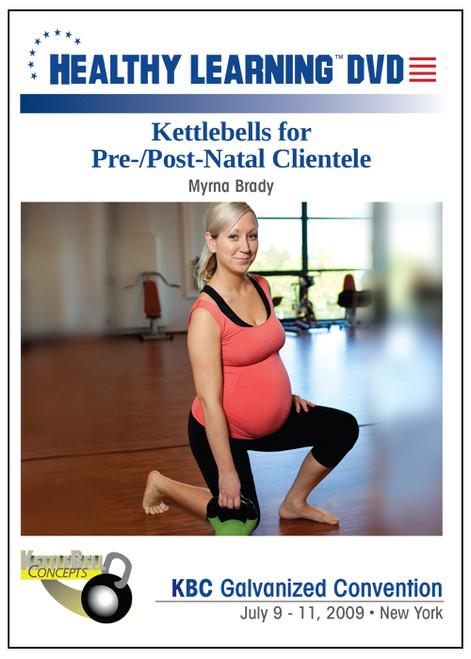 Kettlebells for Pre-/Post-Natal Clientele