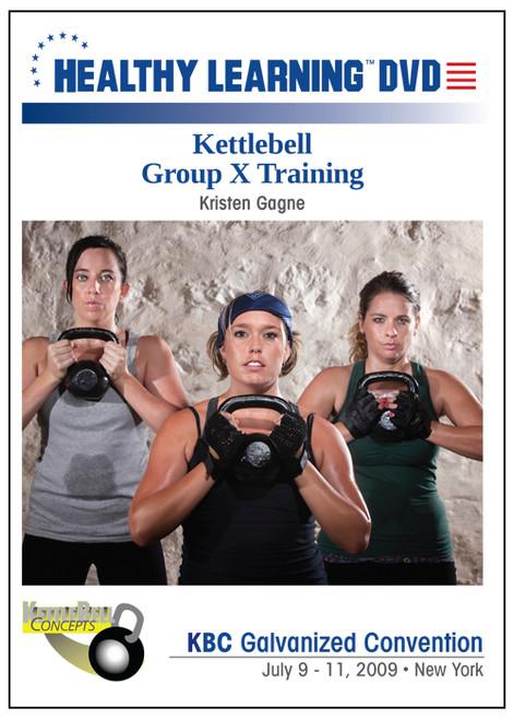 Kettlebell Group X Training