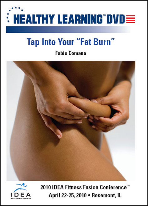 "Tap Into Your ""Fat Burn"""