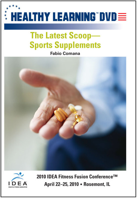 The Latest Scoop-Sports Supplements
